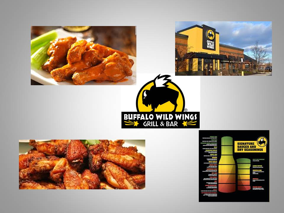 Buffalo Wild Wings: When You Just Gotta Have Wings!